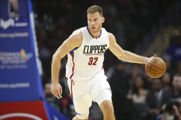 Blake Griffin Apologizes for Incident Involving Clippers Manager Matias Testi