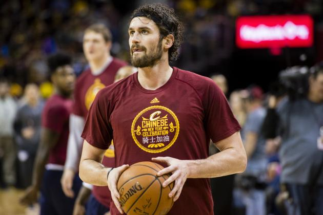 NBA Trade Rumors: Top Buzz on Kevin Love and More as 2016 Deadline Approaches