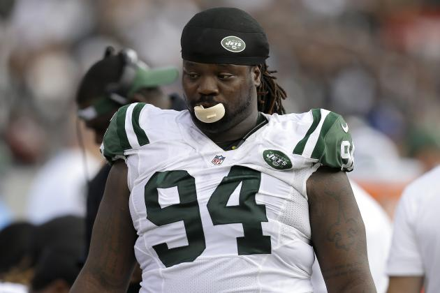 Damon Harrison Reportedly To Sign with Giants