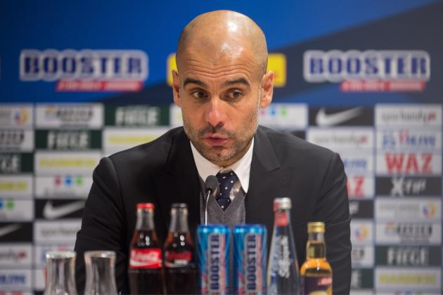 Pep Guardiola Reportedly Banned from Transfers Involving Bayern Munich Players