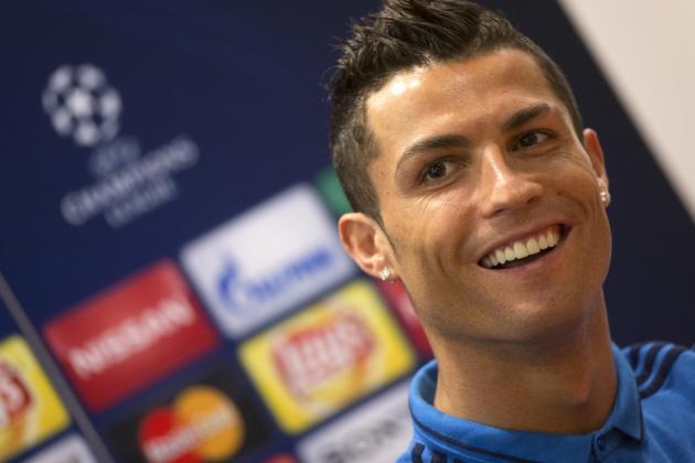 Cristiano Ronaldo Jokes Alvaro Arbeloa Would Slip If He Copied Barca's Penalty
