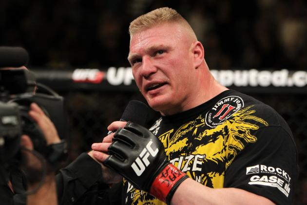 Brock Lesnar and Holly Holm React to Ronda Rousey's Comments on Suicide