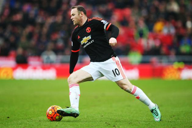 Wayne Rooney Absent from Manchester United Squad for Midtjylland Trip