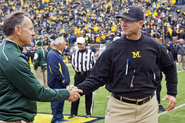 Michigan Football: Early Breakdown of Wolverines' 2016 Schedule