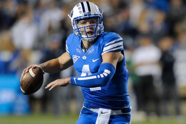 What Taysom Hill's Return Means for New BYU Head Coach Kalani Sitake