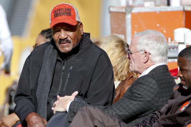 Jim Brown to Be Honored by Browns with Statue at FirstEnergy Stadium