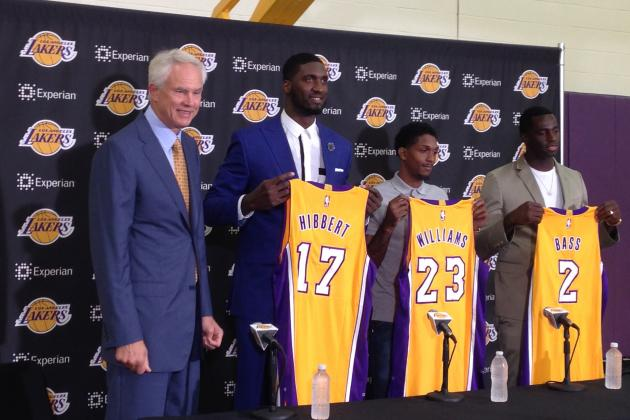 Los Angeles Lakers Must Aggressively Think Big Picture at NBA Trade Deadline