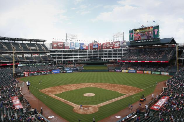 Rangers Offer Fans Chance to Win Free Season Tickets with Swing of the Bat