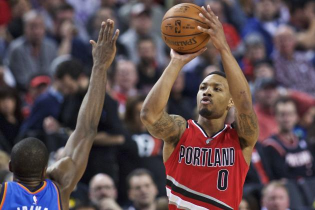 Trail Blazers' Damian Lillard Releases New Track Called 'They Sleep'