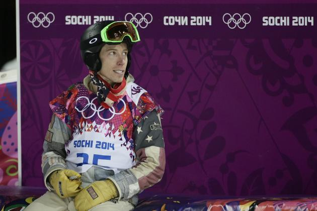 Shaun White Confirms He Plans to Compete in 2018 Winter Olympics