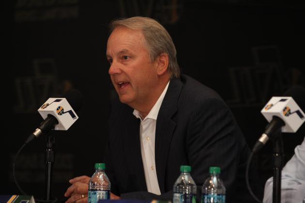 Randy Rigby Retires as Jazz President: Latest Details, Comments and Reaction