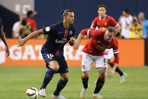 UK Back Pages: Wayne Rooney Hurt, Zlatan Ibrahimovic Hints at Manchester United