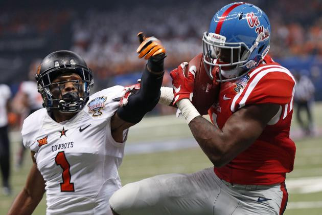 Is Wide Receiver Becoming the Most Polarizing Position of 2016 NFL Draft Class?
