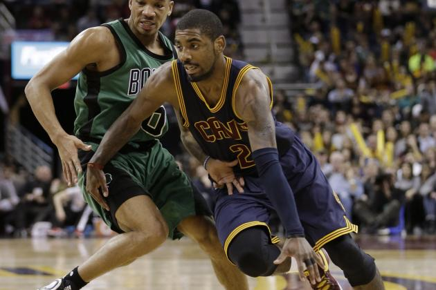 Kyrie Irving May Be on the Doorstep of Making the Leap