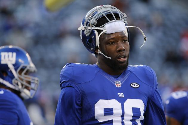 Jason Pierre-Paul Reportedly Re-Signs with Giants on 1-Year Deal