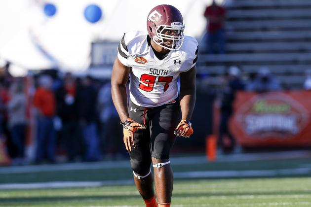Noah Spence Is Elite, Best-Edge Rusher in 2016 NFL Draft