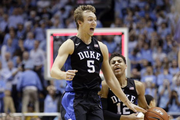 Duke vs. UNC: Score, Highlights and Reaction from 2015-16 Regular Season