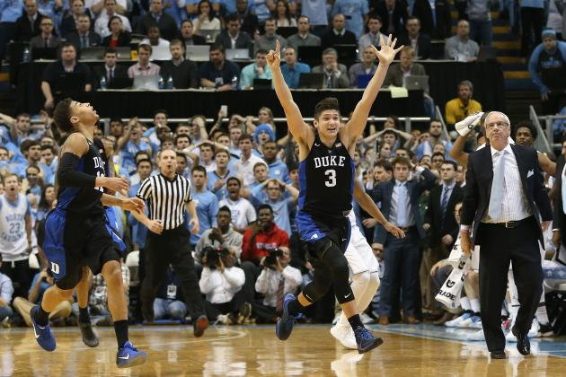 Duke Wins Battle by Edging UNC, but Matt Jones Injury Means Devils May Lose War