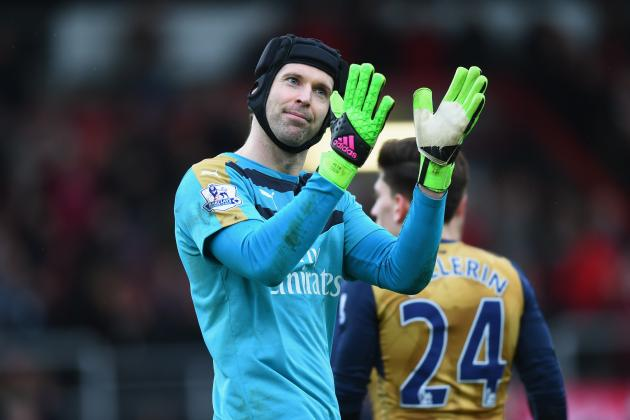 Petr Cech Reportedly in Line to Become Arsenal Captain
