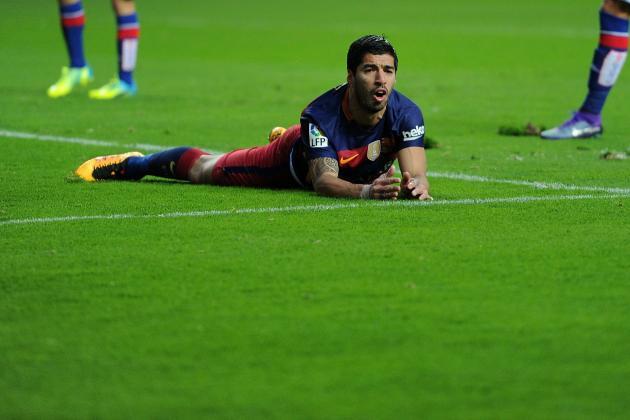 Lionel Messi, Neymar, Luis Suarez Told by Luis Enrique 'Do Better at Penalties'