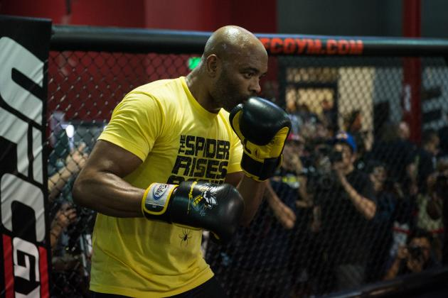 UFC Fight Night 84: Latest Odds and Predictions for Silva vs. Bisping Card