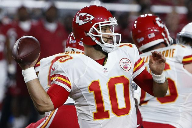 Chase Daniel Reportedly Signs with Philadelphia Eagles
