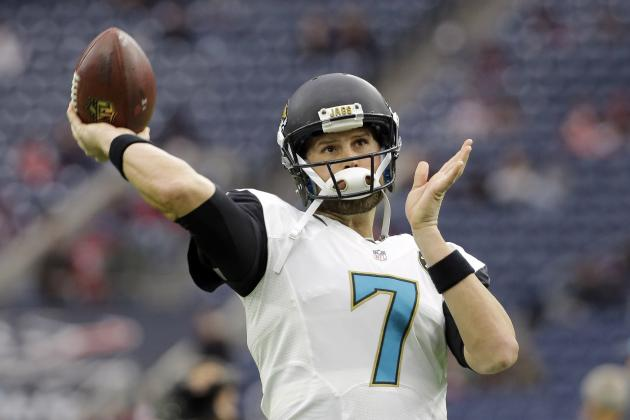 Chad Henne Re-Signs with Jaguars: Latest Contract Details, Comments, Reaction