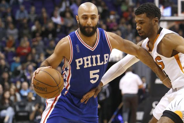 Kendall Marshall Trade Rumors: Latest News, Speculation on 76ers PG
