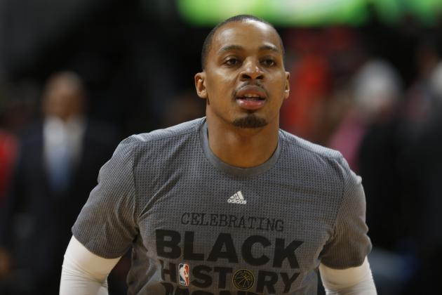 Randy Foye Traded to Thunder for D.J. Augustin, Steve Novak, Draft Picks