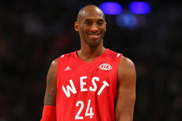 Chris Paul, Dwyane Wade and Carmelo Clown on Kobe Bryant at All-Star Dinner