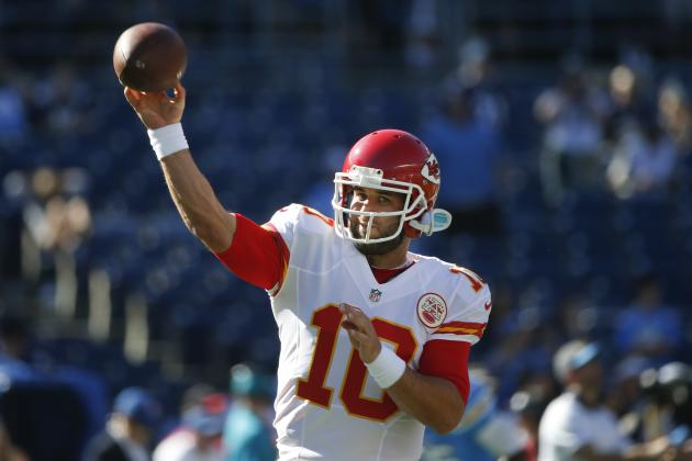 Chase Daniel to Eagles: Latest Contract Details, Comments, Reaction