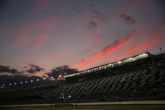 Daytona 500 2016: Complete TV Schedule, Starting Order After Can-Am Duels