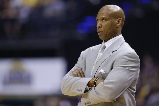 Byron Scott Comments on Approach to Coaching Young Lakers Players