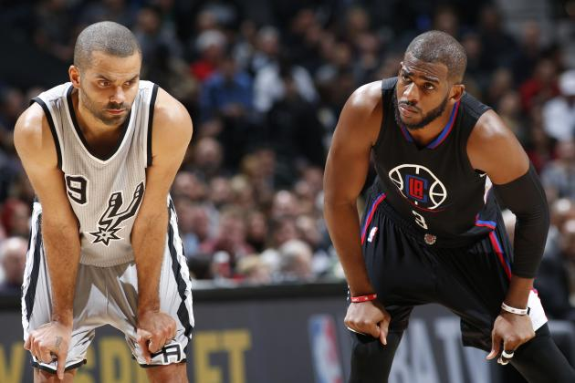 San Antonio Spurs vs. Los Angeles Clippers: Live Score, Highlights and Reaction