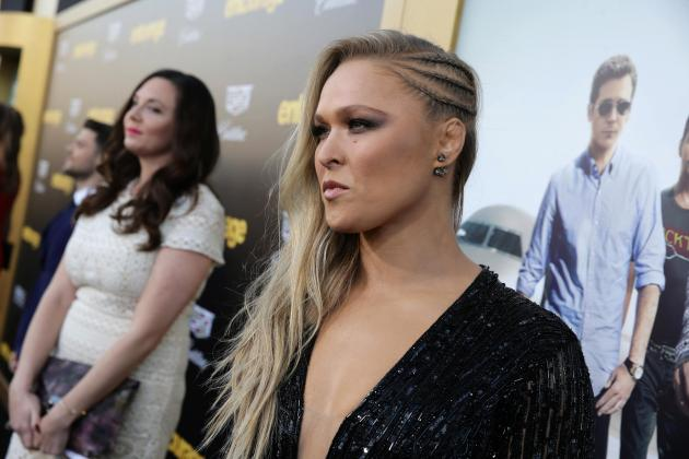 Ronda Rousey Comments on Social Media, Privacy, More