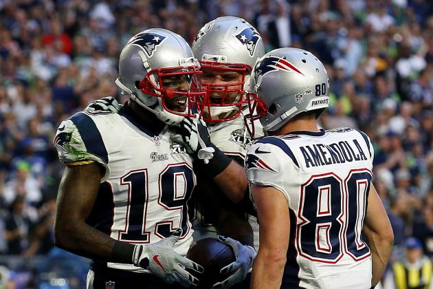 Keeping Brandon LaFell and Danny Amendola Has Merits for New England Patriots