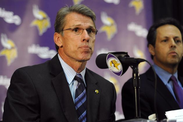 Rick Spielman, Vikings GM, Comments on Teddy Bridgewater, More