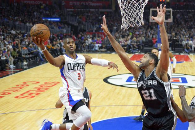 Spurs vs. Clippers: Score, Highlights and Reaction from 2016 Regular Season