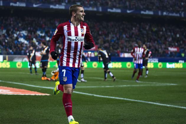 Manchester United Transfer News: Antoine Griezmann, Juan Mata Swap Rumours