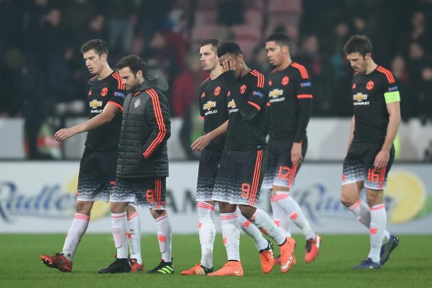 Manchester United Players Reportedly Face Wage Cut for Champions League Failure