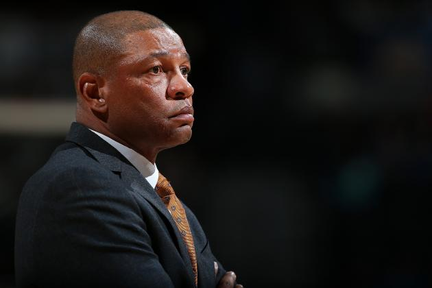 Doc Rivers' Best as a GM Likely Not Enough for Clippers to Reach Warriors' Level
