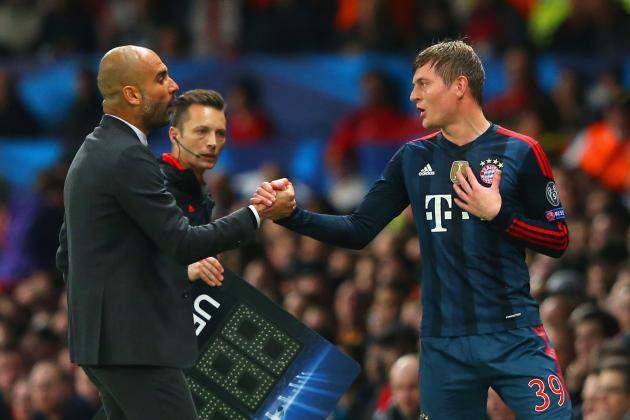 Real Madrid Transfer News: Toni Kroos Targeted by Pep Guardiola, Latest Rumours