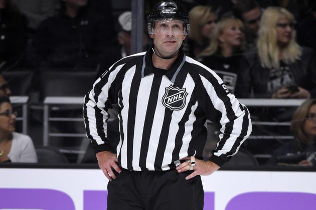 Don Henderson Injury: Updates on NHL Ref's Concussion After Dennis Wideman Hit