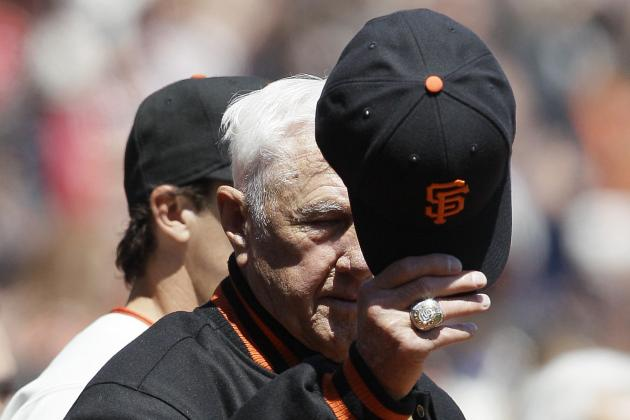 Jim Davenport, Former Giants Player and Manager, Dies at Age 82