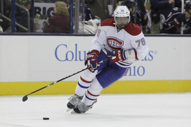 PK Subban Trade Rumors: Latest News and Speculation on Canadiens Star
