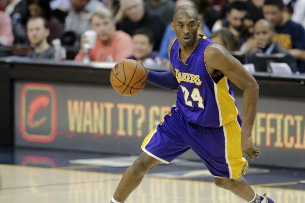 Will LA Lakers Drag out Depressing Kobe Bryant Retirement Tour to Bitter End?