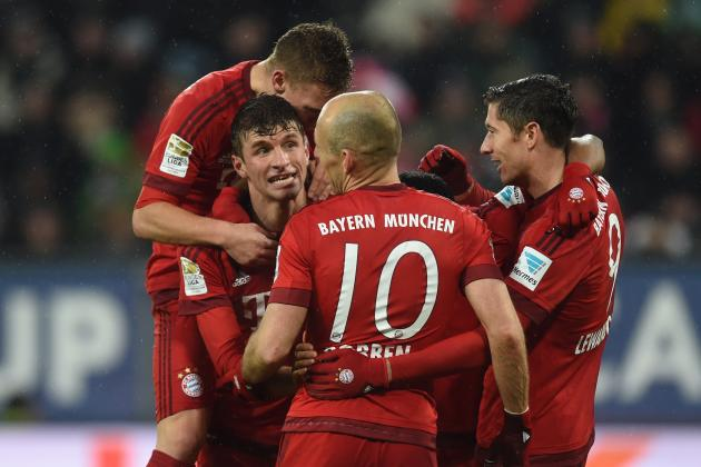 Bayern Munich vs. Darmstadt: Live Score, Highlights from Bundesliga