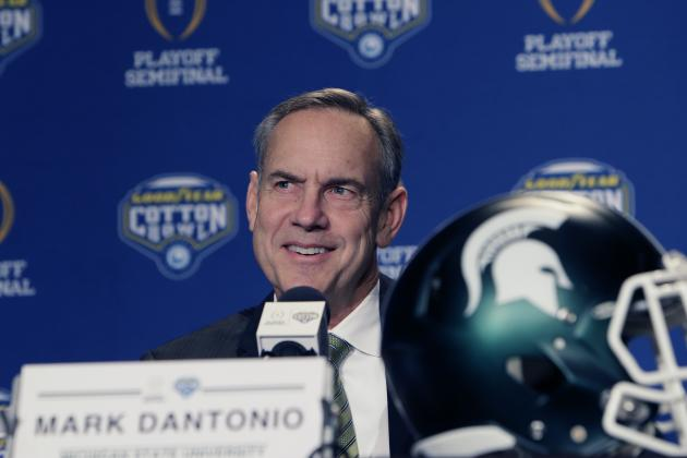 Mark Dantonio, Michigan State Agree to New Contract: Latest Details, Reaction