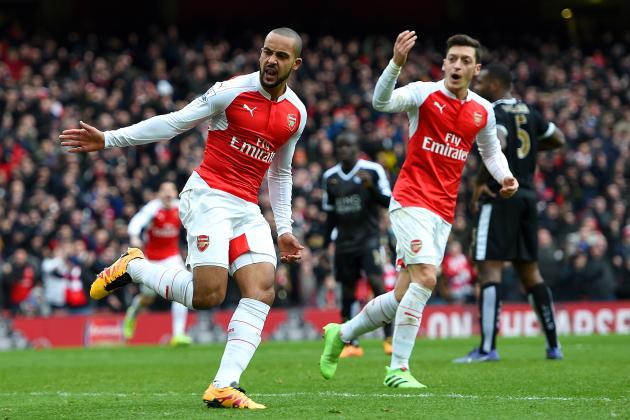 Arsenal vs. Hull City: Live Score, Highlights from FA Cup Fifth Round