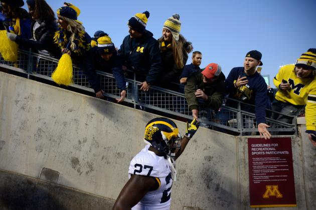 Derrick Green to Transfer from Michigan: Latest Details and Reaction